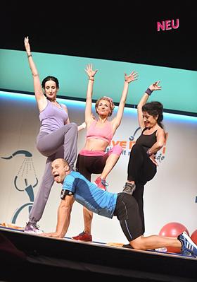 Bild: Bauch, Beine, Po - Musikalische Komödie
