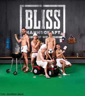 Bild: Bliss - A Capella Band - Entertainment-Sensation aus der Schweiz