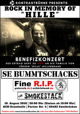 Bild: Rock In Memory Of