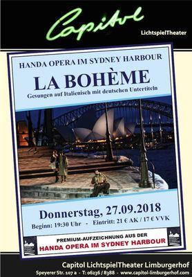 Bild: Handa Opera Sydney: La Bohème (Puccini)