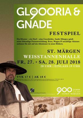 Bild: Festspiel St. Märgen 2018 - Gloria und Gnade