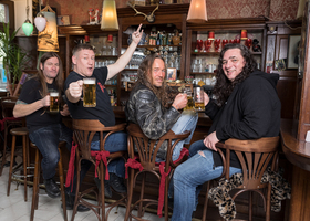 Tankard - supp.: Cervet - One Foot In The Grave 2019