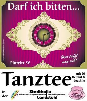 Bild: Tanztee - mit DJ Helmut und Joachim