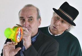 Bild: Die Mehlprimeln - Weltgeistfunken - Musikkabarett mit Reiner und Dietmar Panitz