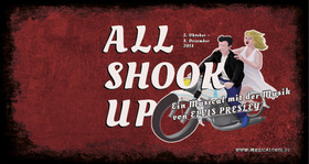 Bild: All Shook Up - Musical mit Musik von Elvis Presley