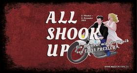 Bild: All Shook Up - Musical mit Musik von Elvis Presley