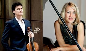 Bild: Meisterwerke für Viola und Klavier - Roland Glassl & Cornelia Weiß