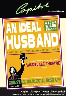 Bild: Oscar Wilde: An Ideal Husband (Vaudeville Theatre London)