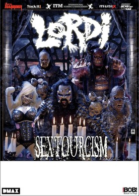 Lordi - Sexorcism Tour 2018