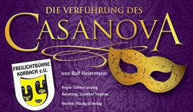 Bild: Die Verführung des Casanova - Freilichtbühne Korbach