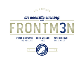 Bild: Frontm3n - All For One - Tour 2019 - Peter Howarth, Mick Wilson & Pete Lincoln live