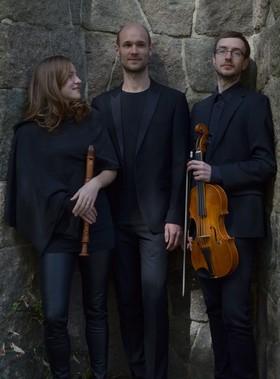 Bild: Bachfesttag 2018 »Barock-Trio I«   Johann Gottlieb Graun: Triosonate in F-Dur (C:XV:83) - Kurzkonzert