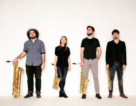 Bild: Arcis Saxophon Quartett