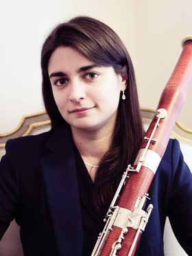 Bild: Harfe & Fagott