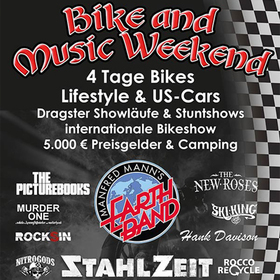 Bild: BIKE and MUSIC WEEKEND - Tagesticket Donnerstag 05.08.2018