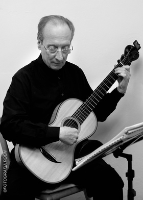 Bild: Musica del Romanticismo para Guitarra