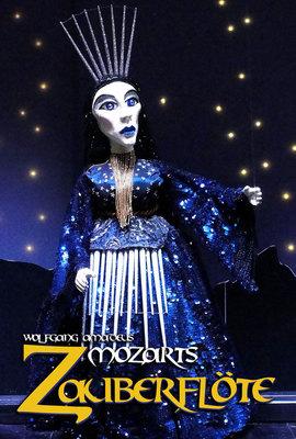 Bild: Wolfgang Amadeus Mozart - Die Zauberflöte - Oper von Wolfgang Amadeus Mozart