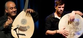 Bild: Sa´id - Arabische Lieder und Rahmentrommeln
