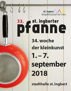 Bild: 34. Woche der Kleinkunst - 33. St. Ingberter Pfanne - Abo
