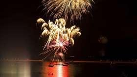 Bild: 12. Lagune in Flammen