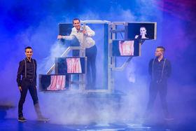 Bild: Zaubershow mit Maxim Maurice
