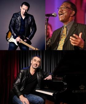 Bild: Schönen Gruß vom Blues! - mit  Rannenberg, Strauß & Harris