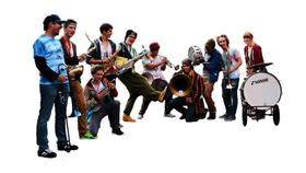 Bild: Babaloda Brassband - Brassmusik, die alle Genregrenzen sprengt!