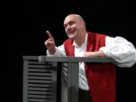 Bild: Pole Poppenspäler - Theaterstück nach der Novelle von Theodor Storm