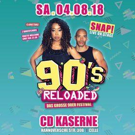 Bild: 90s Reloaded Celle