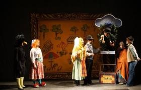 Bild: Kindertheater - Die kleine Hexe