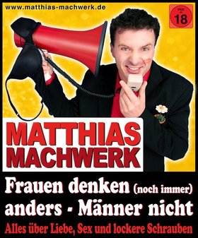 Bild: Comedy zum Frauentag mit Matthias Machwerk -