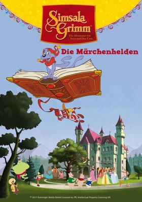 Bild: SimsalaGrimm - Die Märchenhelden