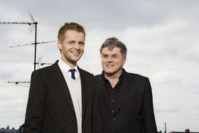 Bild: Florian Schröder und Volkmar Staub - Zugabe 2018 - Der kabarettistische Jahresrückblick