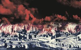 Bild: 1501 oder die der Pest abgewandte Seite der Stadt - Eine historische Phantasie über Pforzheim