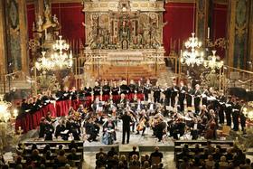 Bild: L. v. Beethoven: Missa solemnis op. 123