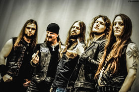 Bild: ICED EARTH - supp: Last Jeton - Incorruptible Tour 2018