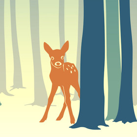 Bild: Bambi - das Waldical für die ganze Familie
