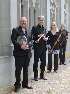 Bild: Klosterhof-Fest - Musik für Sänger und Blasinstrumente
