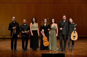 Bild: Musik der Troubadours im Römischen Reich in Thessaloniki