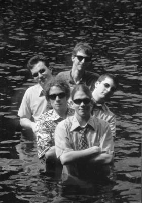 Bild: Butterbrezel-Jazz im Schlosshof mit Dirty Five
