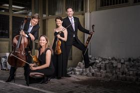 Bild: Eröffnungskonzert Bergstadtsommer | Frank Dupree & Dönneweg-Quartett