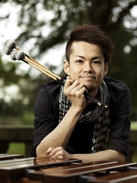 Bild: Kiyohiko Kudo (Marimba): Wachet auf
