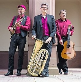 Bild: Andreas Wäldele, Jörgen Welander & Thomas Bergmann