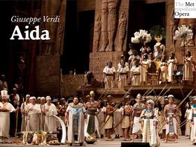 Bild: AIDA Oper von Giuseppe Verdi in vier Akten Teatro d´Opera Italiana