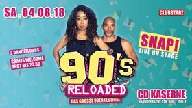 Bild: 90s RELOADED Celle - Das grosse 90er Festival in Celle