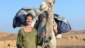 Andrea Nuss - Im Land der Beduinen
