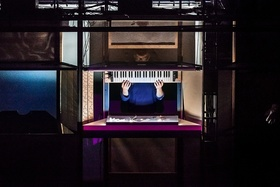 Bild: Donaueschinger Musiktage 2018 - 7a Konzert  – Georges Aperghis