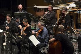 Bild: Donaueschinger Musiktage 2018 - 9. Konzert – Mirela Ivicevic, Eduardo Moguillansky, Koka Nikoladze, Francesco Filidei