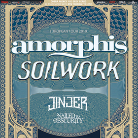 Bild: AMORPHIS & SOILWORK - Co-Headline Tour 2019