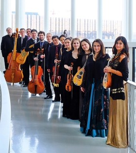 Bild: Konzert 5: Il giardino delle delizie : Nuria Rial  (Sopran) & Artemandolino